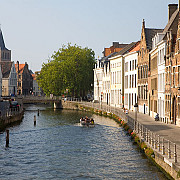 city break in bruges