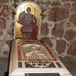 asezarea moastelor sfantului mare mucenic gheorghe in biserica din lida