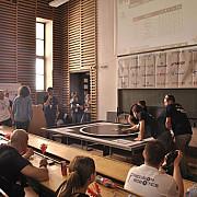 battlelab robotica - cea mai mare competitie de mega sumo robotic din romania