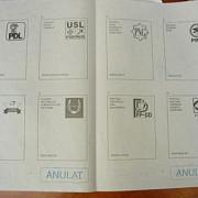 cum vor arata buletinele de vot