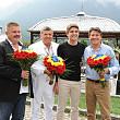 reprezentanti ai federatiei internationale de atletism la castelul cantacuzino