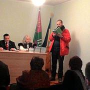lansare de carte romaneasca la cernauti