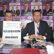 candidatul ppdd din colegiul 12 cere stoparea traseismului politic