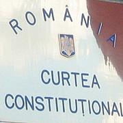 arestul la domiciliu este in atentia curtii constitutionale