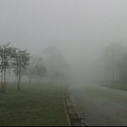o noua avertizare de ceata