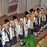 zilele culturii traditionale romanesti la cernauti