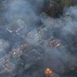 gavrilescu fumul degajat de incendiul de la cernobil nu ajunge in romania
