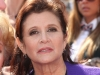 carrie fisher vedeta francizei star wars a murit