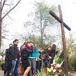 cimitirul eroilor romani din chisinau din nou pangarit de ziua armatei romane