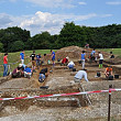 un cimitir neobisnuit a fost descoperit in romania