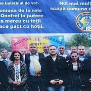 analfabetii care vor sa cucereasca romania candidat din satul lui eminescu v-om starpi coruptia