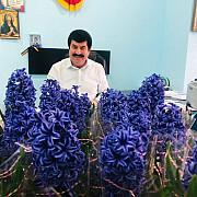 1 martie plin de flori la ciorani  foto