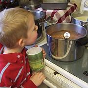 cacaoa in alimentatia copilului