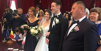 nunta in familia stiri actuale casa de piatra codrut si andreea