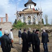 a inceput restaurarea complexul monahal de la targsorul vechi