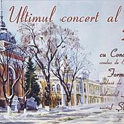 ultimele concerte ale anului la chisinau