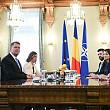 deputatul catalina bozianu in delegatia pmp de la palatul cotroceni