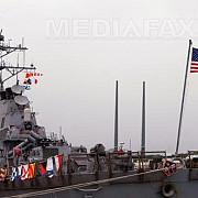 un distrugator american si o nava franceza de recunoastere se afla in marea neagra