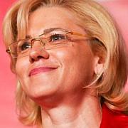 corina cretu desemnata candidat pentru functia de vicepresedinte al pe