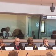 cosma la forumul al cooperarii descentralizate de la bruxelles