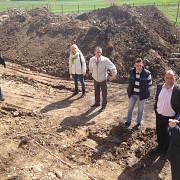 ziduri misterioase descoperite la conacul pana filipescu din filipestii de targ