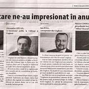 eforturile pentru reunire recunoscute mircea cosma omul anului 2017 in moldova