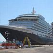 vas de croaziera luxos in portul constanta