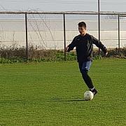 dan stefan spataru la 14 ani jucatorul acs steagul rosu brasov este dorit de cluburile de fotbal din germania