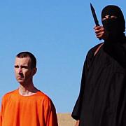 gruparea statul islamic a revendicat executia prin decapitare a britanicului david haines