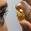 cel mai mare diamant portocaliu din lume a fost vandut cu 355 milioane de dolari