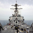 americanii trimit inca un distrugator in marea neagra