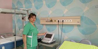 steluta state asistent medical sef si moasa coordonator si mentor al colectivului de asistenti de la spital lotus