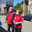 foto crucea rosie prahova donatie pentru spitalul de pediatrie si pentru spitalul schuller