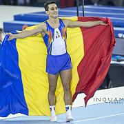 aur pentru romania marian dragulescu a doborat recordul nadiei comaneci 10 titluri europene