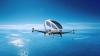drone cu pasageri pe cerul dubaiului