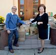 donatie de carte romaneasca din partea jurnalistului ploiestean ioan popescu