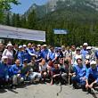 ampla actiune de ecologizare pe baza de voluntariat la busteni