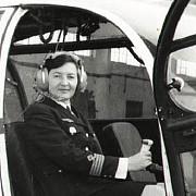 ioan popescu interviuri  elena bulgaru prima femeie- pilot de elicopter din romania