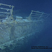 inca mai exista ramasite umane langa epava titanicului