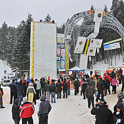 capitala sporturilor de iarna este la busteni