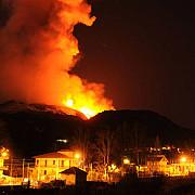 europa sub amenintarea vulcanului etna