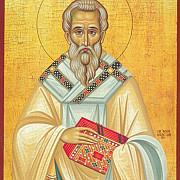 sfantul ierarh eutihie patriarhul constantinopolului