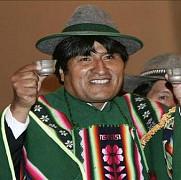 bolivia evo morales a castigat al treilea mandat de presedinte