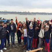 excursie pentru premiantii de la scoala ia bassarabescu din ploiesti  foto