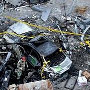 explozie intr-o suburbie a moscovei un politist a fost ucis