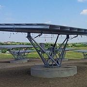 o primarie a inaugurat cel mai inovativ parc fotovoltaic