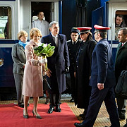 trenul regal ajunge de 1 decembrie la sinaia si ploiesti