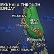 mii de familii evacuate in filipine din cauza unei furtuni tropicale