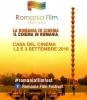 romania film festival  casa del cinema  villa borghese  roma 1-3 septembrie 2016