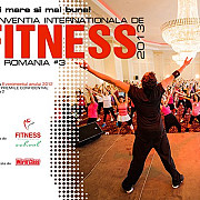 conventia internationala de fitness  se desfasoara la bucuresti
